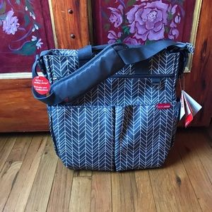 Diaper bag new